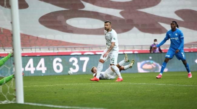 Konyaspor 2-0 Erzurumspor