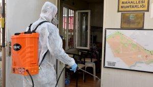 Koronavirüse karşı mücadele sürüyor