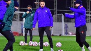 Medipol Başakşehir, RB Leipzig maçına hazır