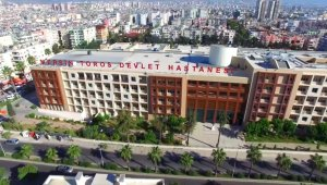 Mersin'de koruyucu ekipman kullanmayan hastane personelleri uyarıldı