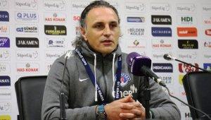 """Mustafa Gürsel: """"En kısa sürede telafi etmeye çalışacağız"""""""