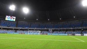 Napoli stadının adı Diego Armando Maradona olarak değiştirildi