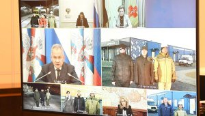 Rusya lideri Putin'den önümüzdeki hafta halka aşı uygulanması talimatı
