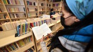 Selçuklu'ya 11 yeni kütüphane daha