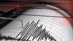 Siirt'te korkutan deprem