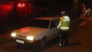 Sınır kenti Kilis sokaklar sessizliğe büründü
