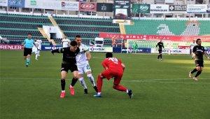 Süper Lig: Denizlispor: 1 - A. Alanyaspor: 0