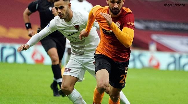 Süper Lig: Galatasaray: 3 - Hatayspor: 0
