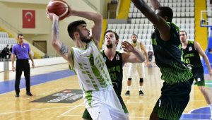 TBL: Manisa BBSK: 86- Merkezefendi Belediyesi Denizli Basket: 84