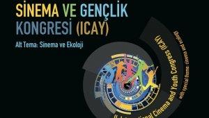Uluslararası Sinema ve Gençlik Kongresi'nin ikincisi çevrim içi gerçekleştiriliyor