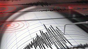 5 büyüklüğünde korkutan deprem!
