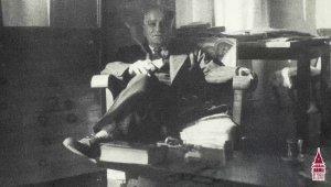 Ahmet Hamdi Tanpınar, vefatının 59. yıl dönümünde Beyoğlu'nda anıldı