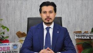 AK Parti Yeşilyurt Gençlik Kolları Başkanlığı'na Tav atandı