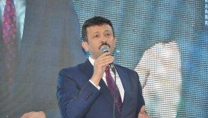"""AK Partili Dağ: """"Rabbim bu partiye 60'ıncı 600'üncü gençlik kolları kongresi yapmasını nasip etsin"""""""