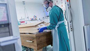 Almanya koronavirüs salgınında alarmı veriyor
