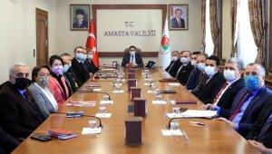 """Amasya Valisi Masatlı: """"Türkiye Turizm Tanıtım ve Geliştirme Ajansı'yla uyum içerisinde çalışacağız"""""""
