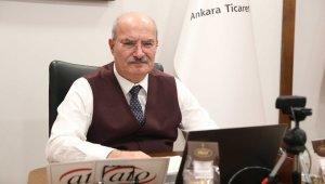 """ATO Başkanı Gürsel Baran: """"Türkiye dünyanın tedarik merkezi olabilir"""""""