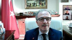"""Bartın Üniversitesi'nde """"Akıllı Lojistik"""" odağında Filyos Projesi konuşuldu"""