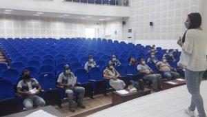 Başiskele personeline iş güvenliği eğitimi