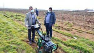 Başkan Çınar, tarımsal üretim ve ar-ge sahasında ki çalışmaları inceledi