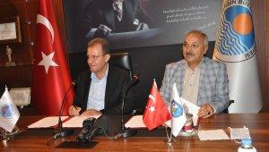Başkan Dinçer'den Seçer ve meclis üyelerine destek teşekkürü