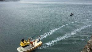 Batan geminin kayıp 3 mürettebatını arama çalışmaları sürüyor