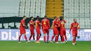 Beşiktaş evinde 5 maç sonra gol yedi
