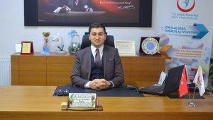 Bilecik İl Sağlık Müdürlüğü görevine Dr. Ferhat Damkacı atandı