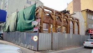 Bursa'da 300 yıllık cami 3 yıldır onarılmayı bekliyor