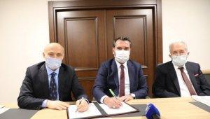 Elazığ Belediyesi'nde bin 865 işçi için iş sözleşmesi imzalandı