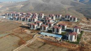 Elazığ'da deprem konutları tek tek tamamlanıyor