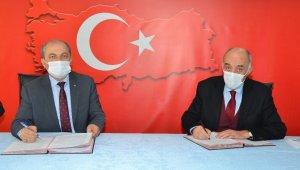 ETSO, Halkbank'la 'Tedarik Zinciri' Protokolü İmzaladı