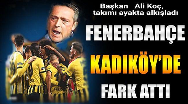 Fenerbahçe 3 - 0 Kayserispor