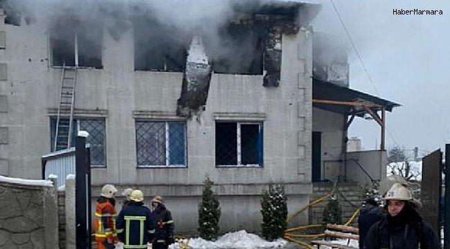 Huzurevinde yangın çıktı! 15 ölü
