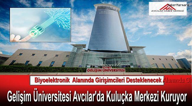 İstanbul Gelişim Üniversitesi Avcılar'da Kuluçka Merkezi Kuruyor