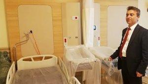 Kadın Doğum ve Çocuk Hastalıkları hastanesi açıldı