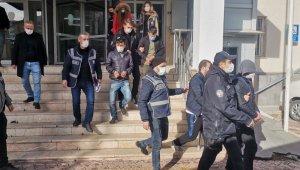 Kayseri'de 25 adrese eş zamanlı operasyon: 18 gözaltı