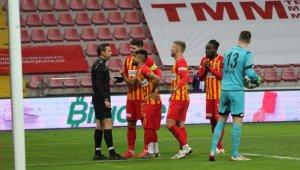 Kayserispor 10.kez mağlup oldu