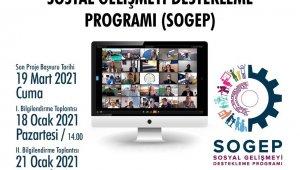 KUZKA'dan SOGEP bilgilendirme toplantısı
