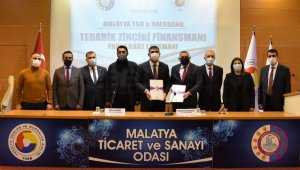 Malatya TSO'dan iş birliği anlaşması