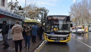 Malatya'da toplu taşımada HES kodu dönemi