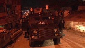 Maltepe'de silahlı saldırı 1 yaralı