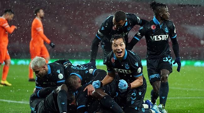 Medipol Başakşehir: 0 - Trabzonspor: 0