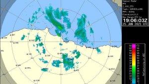 Meteorolojiden Samsun'da fırtına uyarısı