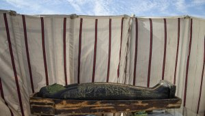 Mısır'da Kraliçe Naert'in cenaze tapınağı keşfedildi
