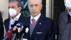 """Mustafa Cengiz: """"Omar'ın durumunda iyiye doğru gidiş var"""""""