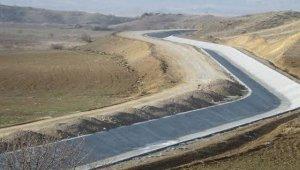 Obruk Dutludere Sulama Projesi 2021 yatırım programına alındı