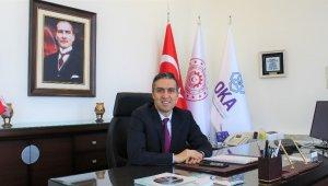 OKA Genel Sekreterliği'ne İbrahim Ethem Şahin asaleten atandı