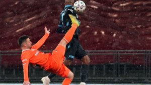 Ömer Ali, 8 gün arayla Trabzonspor'a ikinci kez rakip oldu