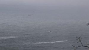 Palau Bandıralı geminin batma anına ilişkin görüntüler ortaya çıktı